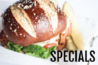 Ale Mary's Specials and Menu Items